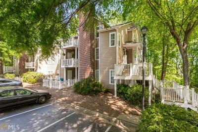 Marietta Condo/Townhouse New: 2204 River Heights Ct