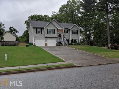 Winder Single Family Home New: 205 Paden Dr