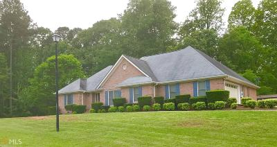 Rockdale County Single Family Home New: 3609 Sierra