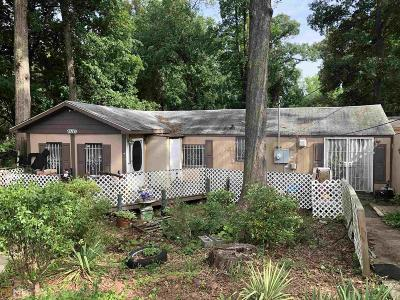 Clayton County Single Family Home New: 4530 Simpson Rd