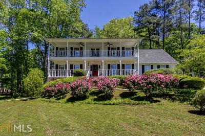 Newnan Single Family Home New: 85 Springwater Chase
