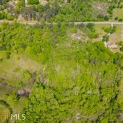 Loganville Residential Lots & Land New: 3670 Youth Monroe Rd