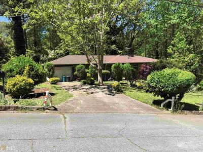 Atlanta Single Family Home New: 2767 Pasco
