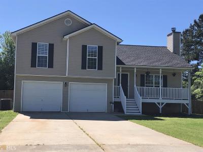 Barrow County, Forsyth County, Gwinnett County, Hall County, Walton County, Newton County Single Family Home Under Contract: 435 Robins Way