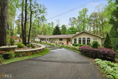 Dahlonega Single Family Home New: 245 Shore Dr #4