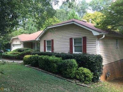 Lilburn Single Family Home New: 1402 Janice Ct