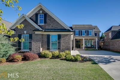 Barrow County, Cobb County, Dekalb County, Forsyth County, Fulton County, Gwinnett County, Hall County, Jackson County, Oconee County, Walton County Single Family Home New: 5771 Autumn Flame Dr