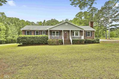 Fayette County Single Family Home New: 741 Highway 85 Conn