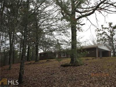 Dahlonega Single Family Home New: 1608 Black Mountain Rd #1.93 AC
