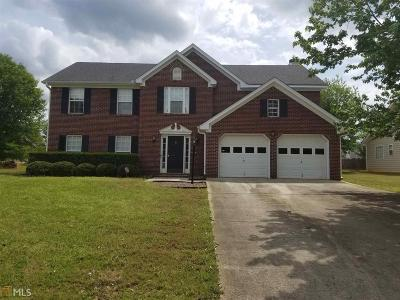 Lawrenceville Single Family Home New: 375 Dunagan Dr