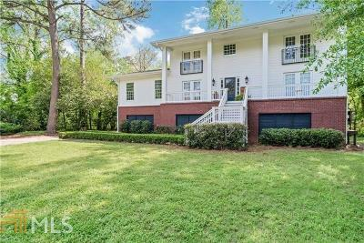 Atlanta Single Family Home New: 1362 Battleview Drive