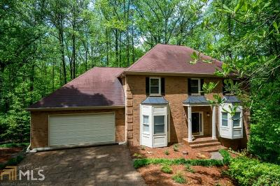 Roswell Single Family Home New: 1820 Bromley Way
