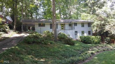 Decatur Single Family Home New: 960 Vistavia Circle