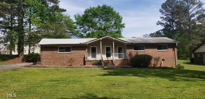 Powder Springs Single Family Home New: 3331 Forest Hill Rd