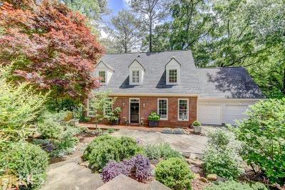 Atlanta Single Family Home New: 2355 Howell Mill Rd