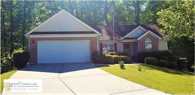 Winder Single Family Home New: 14 Pinkston Way