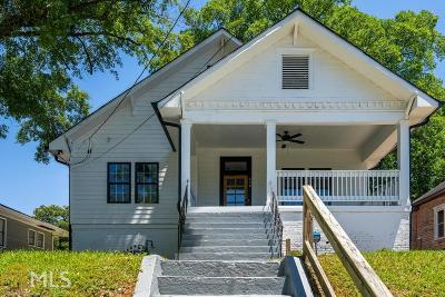 Atlanta Single Family Home New: 330 Wellington St