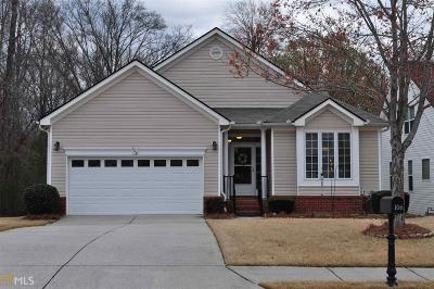 Newnan Single Family Home Under Contract: 106 Scenic Hills Dr