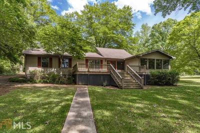 Greensboro, Eatonton Single Family Home New: 135 Misty Ln