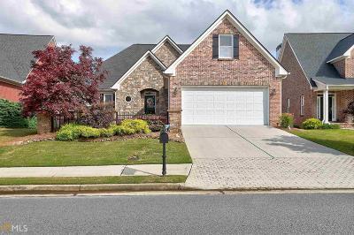Grayson Single Family Home New: 820 Windsor Place Cir