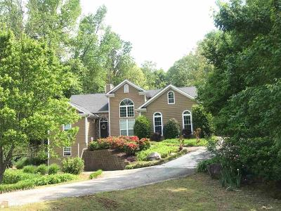 Flowery Branch Single Family Home New: 6327 Flat Rock Dr
