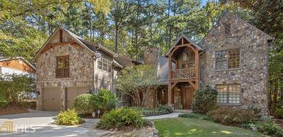 Single Family Home New: 691 Darlington Rd