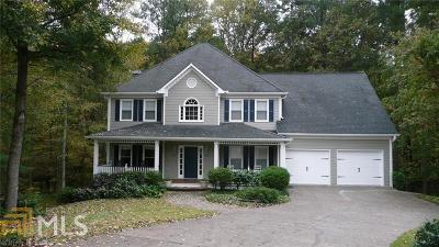 Acworth Single Family Home Under Contract: 6146 Braidwood Ln