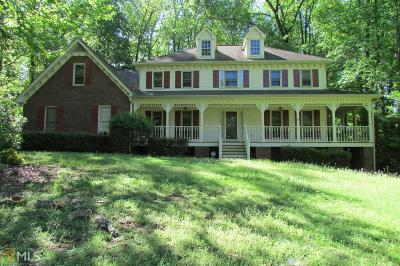 Snellville Single Family Home For Sale: 3540 Thunderwood Ln
