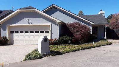 Duluth Single Family Home Under Contract: 4641 Claiborne Ct