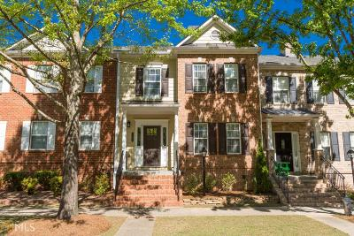 Suwanee Condo/Townhouse For Sale: 1177 Station Center Blvd