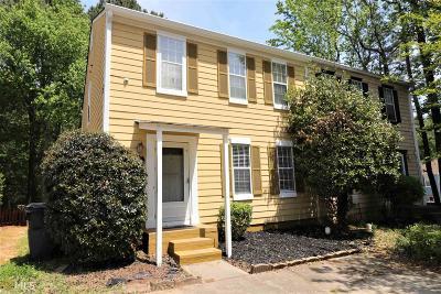 Norcross Condo/Townhouse New: 4120 Buckley Woods