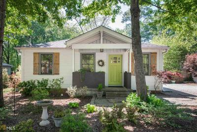 Athens Single Family Home New: 445 Sunset Dr