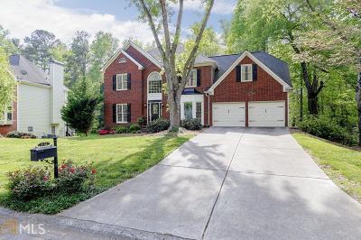 Marietta Single Family Home Under Contract: 2830 Landing Way #26