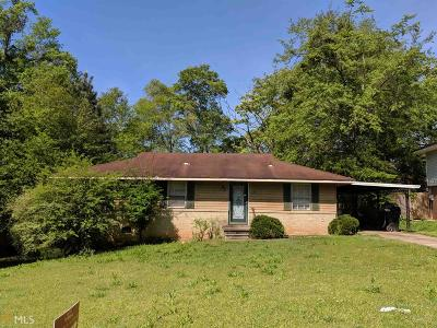 Morrow Single Family Home Under Contract: 6711 Green Meadows Ln