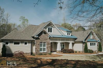 Monroe, Social Circle, Loganville Single Family Home For Sale: 1525 Dean Hill Rd