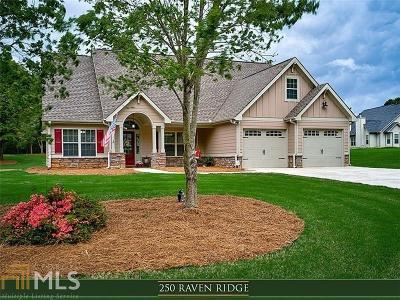 Jefferson Single Family Home New: 250 Raven Ridge