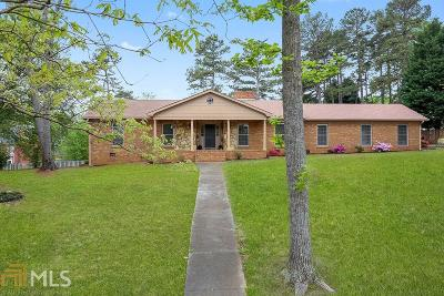 Buford Single Family Home New: 2043 Buford Dam Road