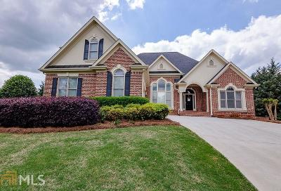 Loganville Single Family Home New: 907 Hannah Ct