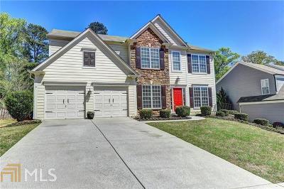 Cumming Single Family Home New: 4455 Azurite St