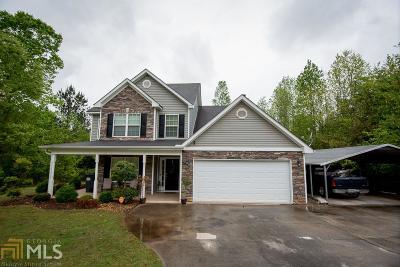 Covington Single Family Home New: 70 Kristen Pl