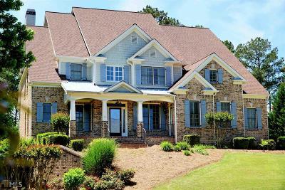 Canton Single Family Home New: 143 Cedar Woods