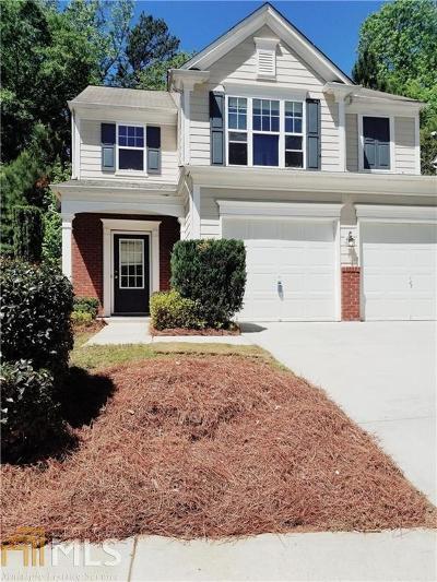 Atlanta Single Family Home New: 3218 Welmingham #239