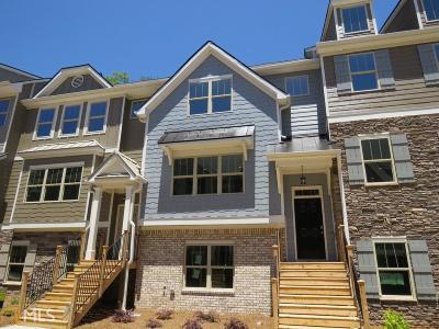 Powder Springs Condo/Townhouse New: 3838 Equity Ln