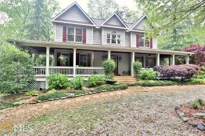 Dawsonville Single Family Home New: 8499 Kelly Bridge Rd