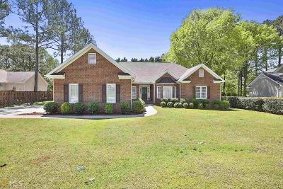 Newnan Single Family Home Under Contract: 185 White Oak Dr
