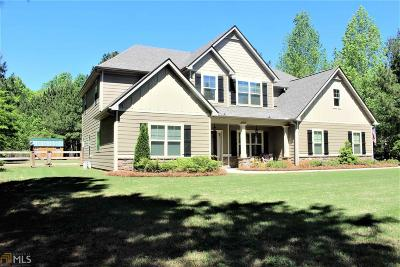 Senoia Single Family Home New: 79 Tranquil Rd
