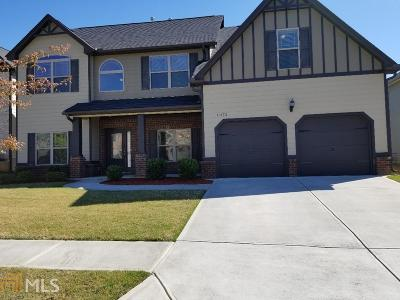 Loganville Single Family Home New: 1072 Deadwood Trl