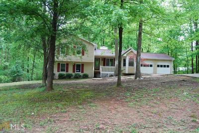 Winder Single Family Home New: 819 Georgetowne Dr