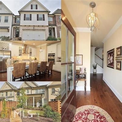 Roswell Condo/Townhouse New: 1021 Towneship Way