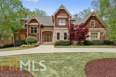 Powder Springs Single Family Home Under Contract: 205 Gold Leaf Ter